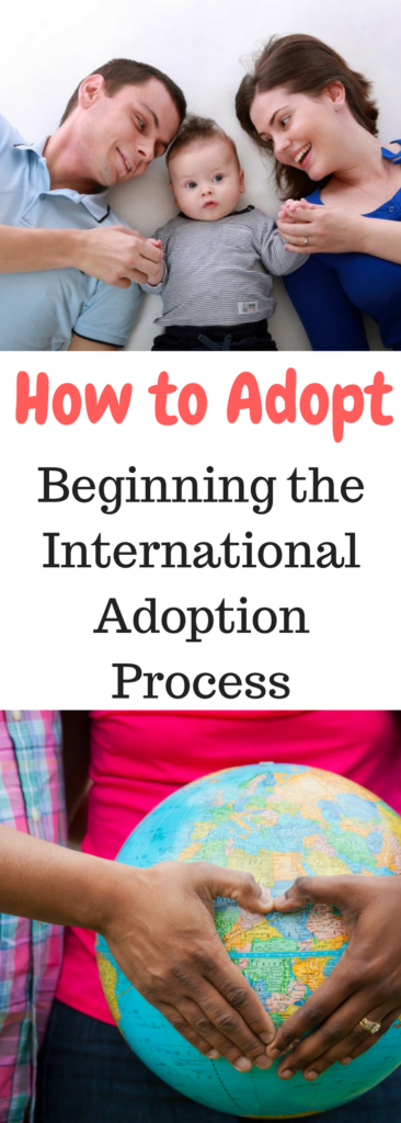 How to adopt a baby. Beginning the international adoption process. Tips for how to adopt. Adoption tips for adopting a baby.