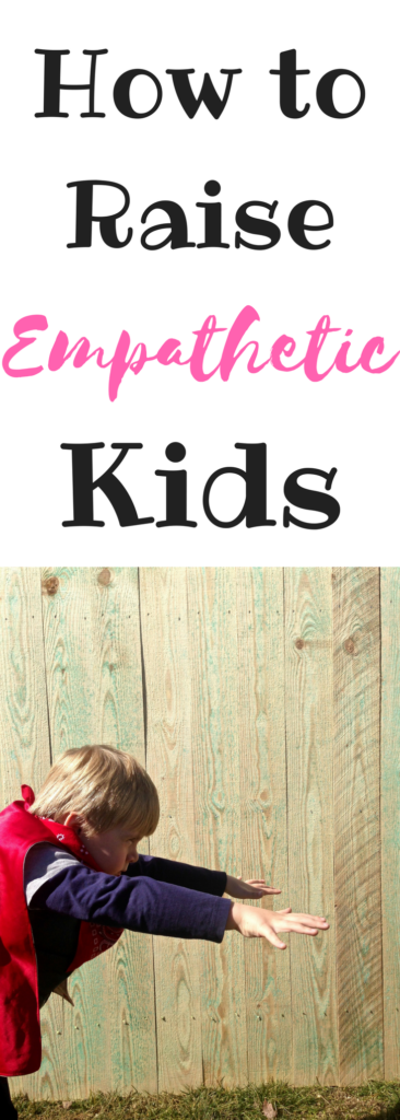 Raising a compassionate child is EASY! Follow these easy tips.