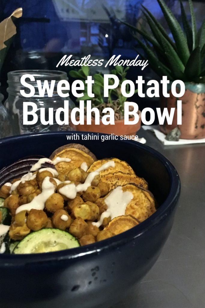 How to make a Buddha Bowl that your family will LOVE! #vegetarianrecipes #cleaneating
