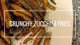 How to make crunchy zucchini fries
