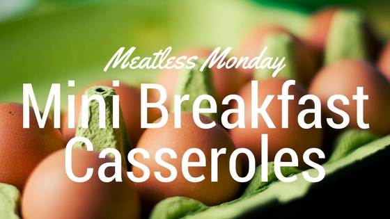 How to make vegetarian breakfast casserole