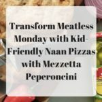 10-minute Naan pizzas for kids!