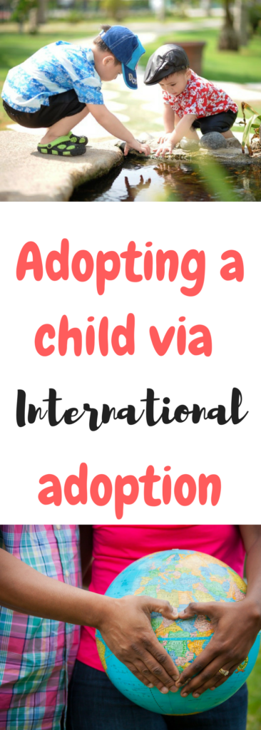 How to match during an international or overseas adoption. Inspiration for adoptive parents.