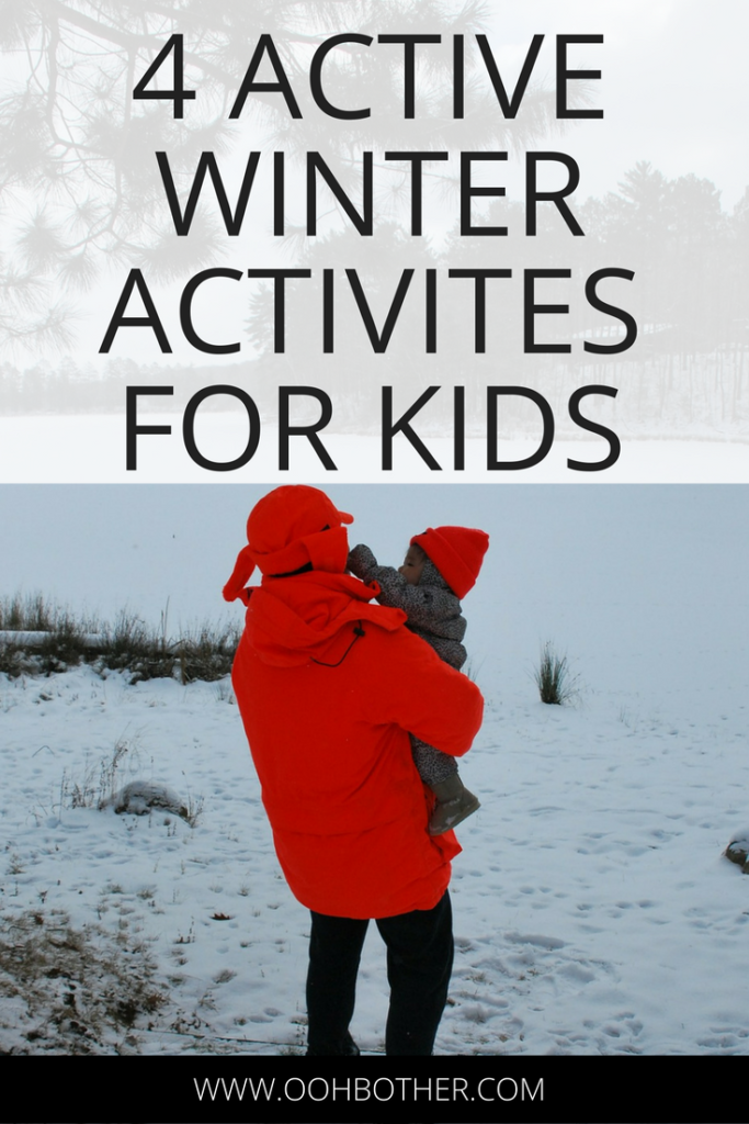 ways to entertain your kids during winter