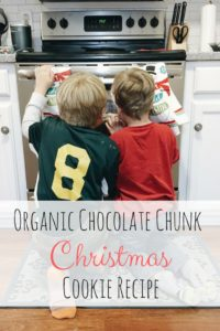 The BEST organic Christmas Cookie recipe EVER