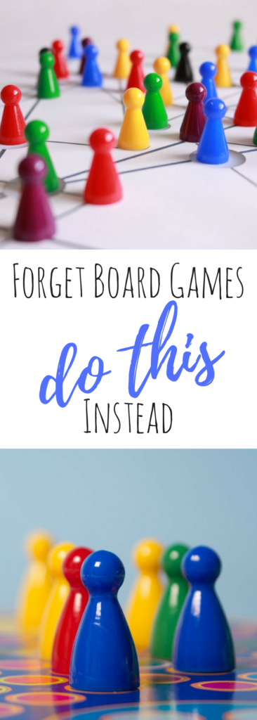 Why you should skip board games with your kids