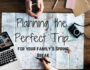 Planning spring break travel