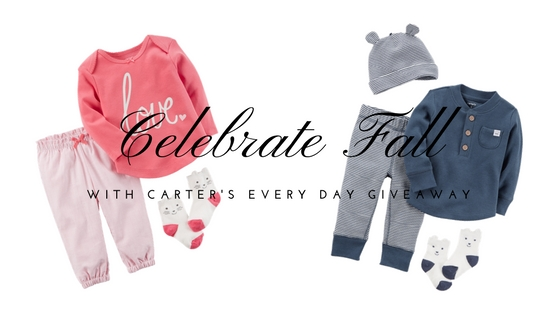 carters sweepstakes celebrate fall with the best baby onesies and carter s win 1910